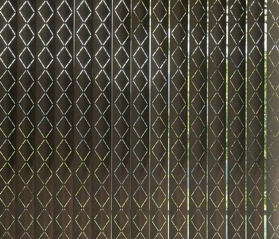 Laser Aida V de Création Baumann | Rideaux à bandes verticales