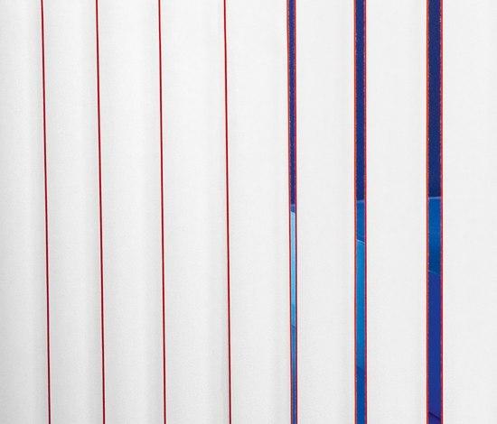 Randa III de Création Baumann | Rideaux à bandes verticales