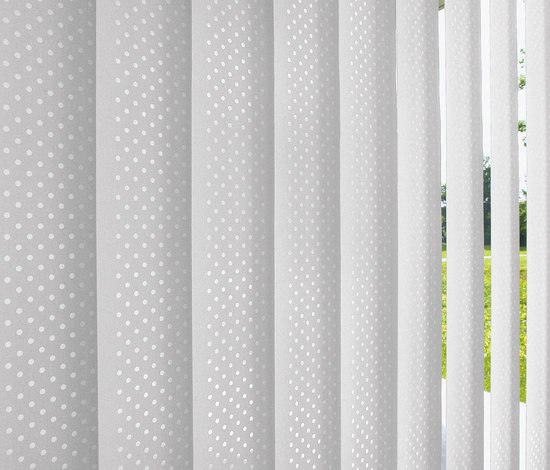 Tarus by Création Baumann | Vertical blinds