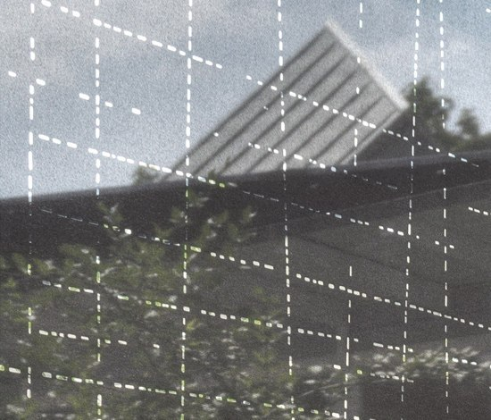 Laser Stitch R by Création Baumann | Roller blind fabrics