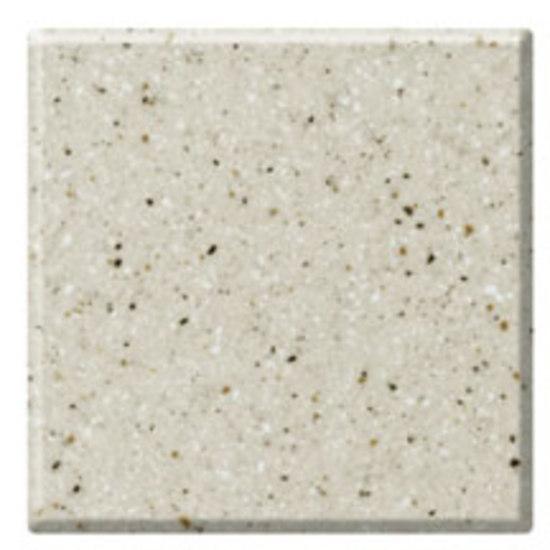 RAUVISIO mineral - Mandorla 8235 by REHAU | Mineral composite panels