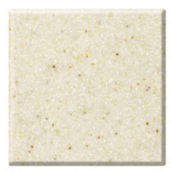RAUVISIO mineral - Sabbia 1041L by REHAU | Mineral composite panels