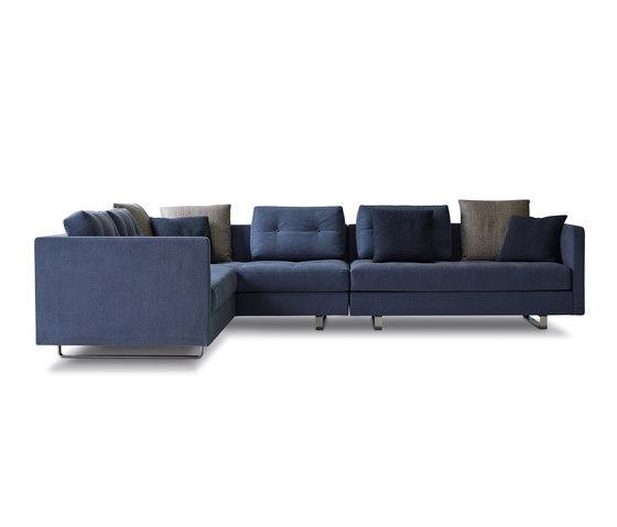 Spring EJ 320 by Erik Jørgensen | Modular sofa systems