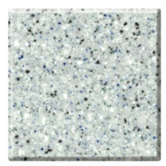 RAUVISIO mineral - Pistacchio 179L de REHAU | Minéral composite panneaux