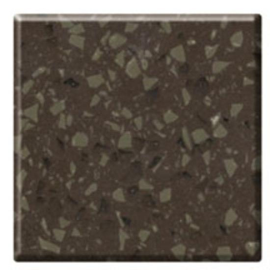 RAUVISIO mineral - Croccante 948L von REHAU | Mineralwerkstoff-Platten
