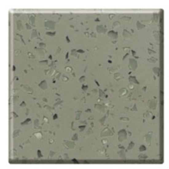 RAUVISIO mineral - Cenere 949L by REHAU | Mineral composite panels