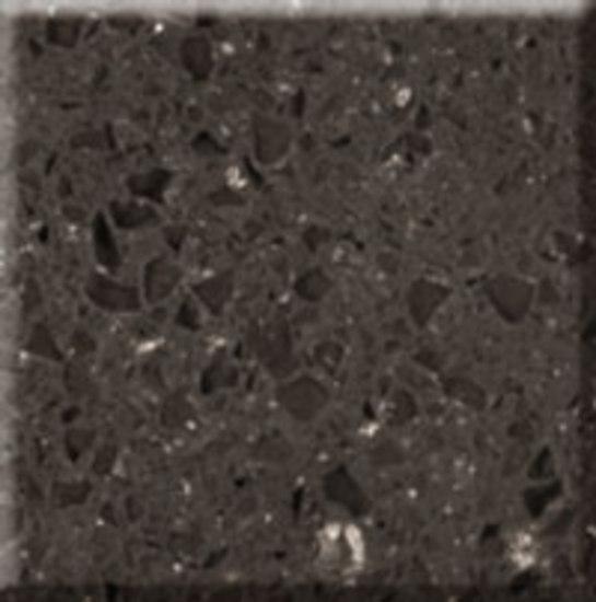 RAUVISIO quartz - Castagna 1130L by REHAU | Mineral composite panels