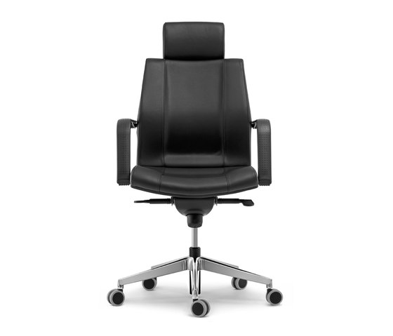 M Chair High-Back Chair by Nurus | Management chairs