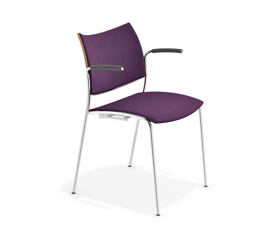 Cobra 3277/10 by Casala | Visitors chairs / Side chairs