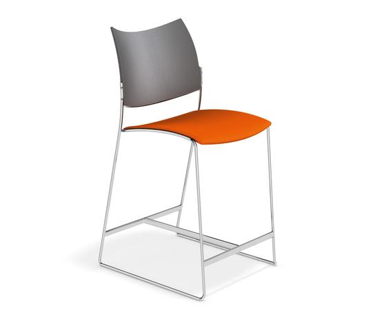 Curvy Barstool 1289/06 by Casala   Bar stools