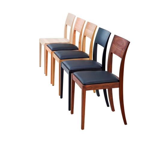 dk3-7 Chair by dk3 | Restaurant chairs