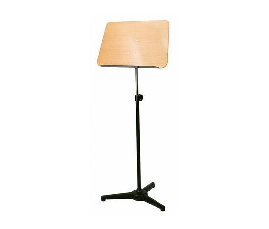 Music Stand Professional 711 1301 by Wilde + Spieth | Orchesteral furniture