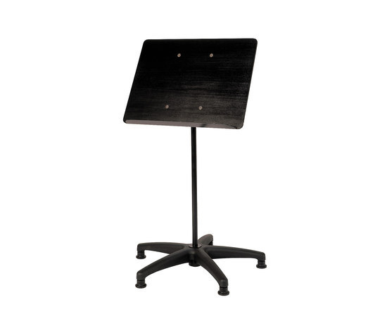 Conductor´s Sheet Music Stand 711 1302 by Wilde + Spieth | Orchesteral furniture
