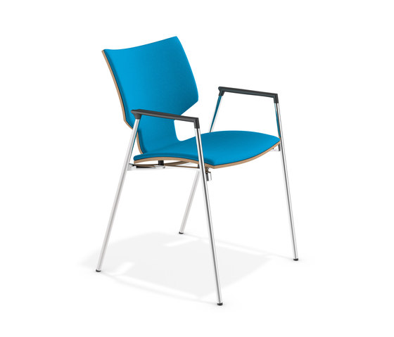 Lynx I 2572/10 by Casala | Visitors chairs / Side chairs