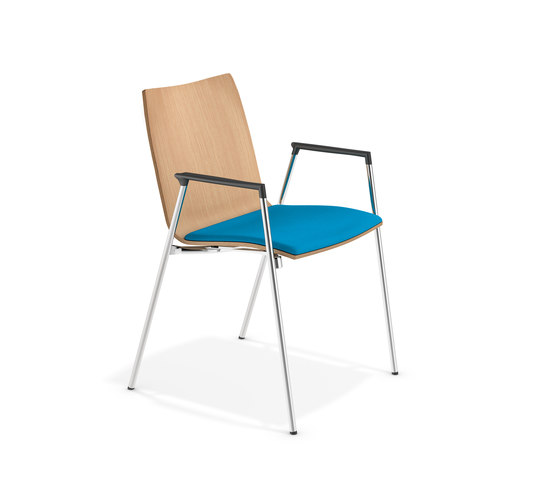 Lynx II 2591/10 by Casala | Multipurpose chairs