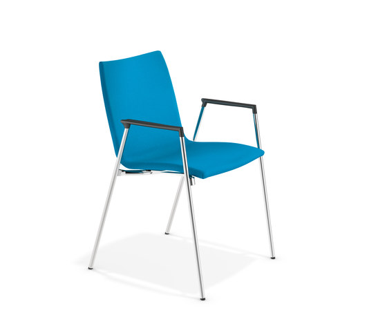 Lynx II 2593/10 by Casala | Visitors chairs / Side chairs