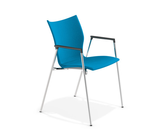 Lynx III 2583/10 by Casala   Visitors chairs / Side chairs