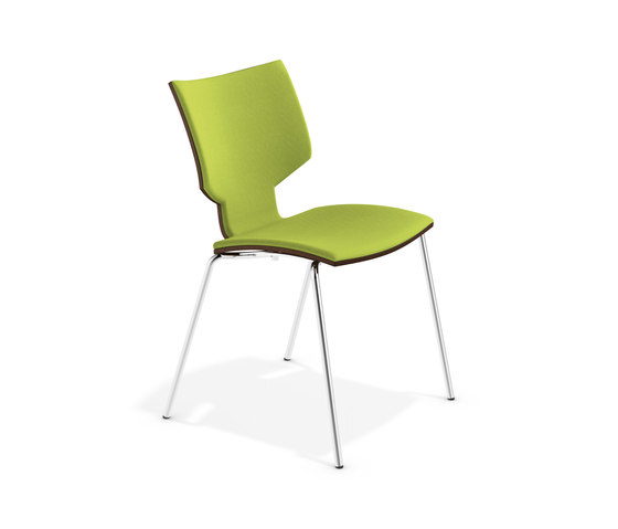 Onyx III 2422/00 by Casala | Visitors chairs / Side chairs