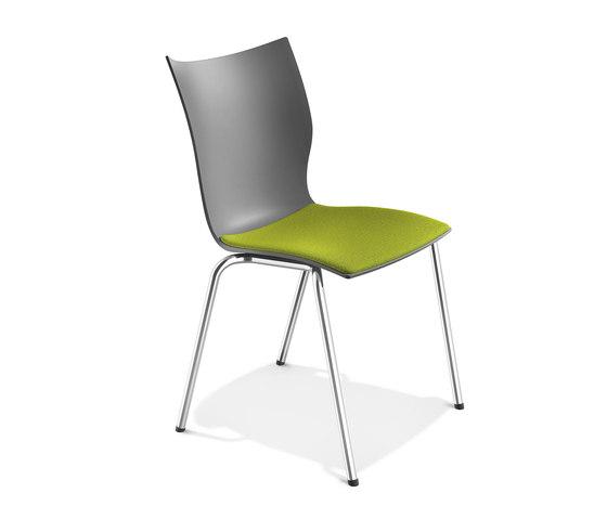 Onyx III 2431/00 by Casala | Multipurpose chairs