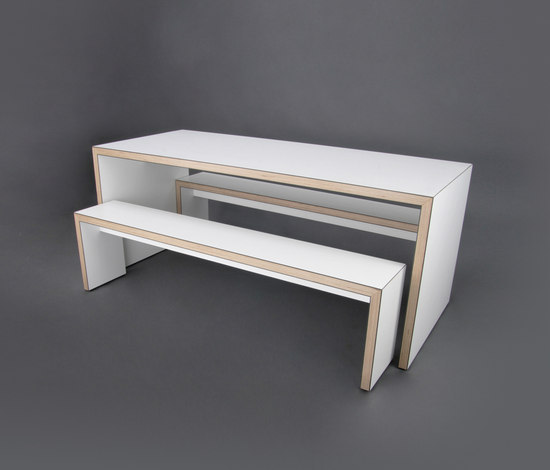 Waldo 45 by James Burleigh | Benches