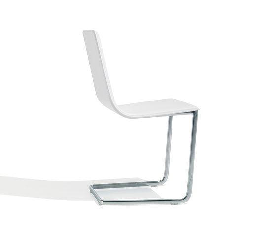 Lineal SI 0552 by Andreu World | Visitors chairs / Side chairs