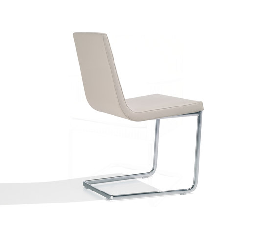 Lineal Comfort SI 0567 by Andreu World | Visitors chairs / Side chairs