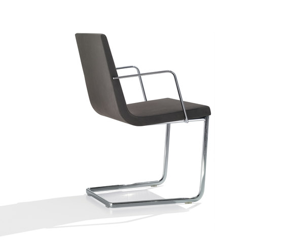 Lineal Comfort  SO 0568 by Andreu World | Visitors chairs / Side chairs