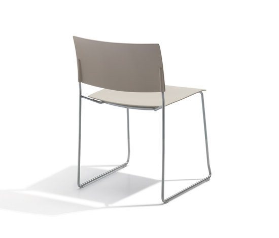 Sit SI 0502 by Andreu World | Multipurpose chairs