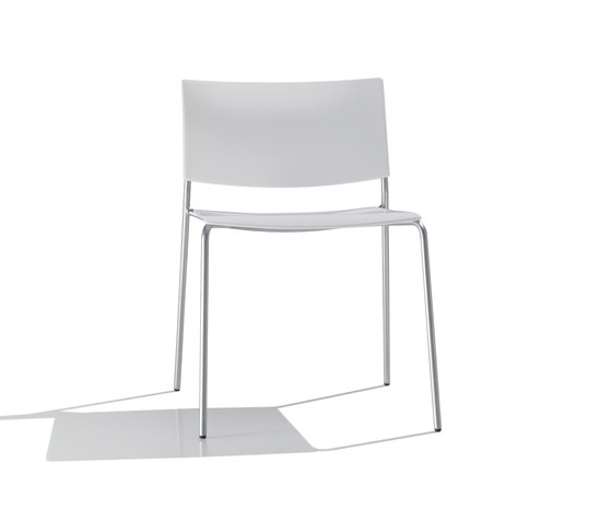 Sit SI 0500 by Andreu World | Multipurpose chairs