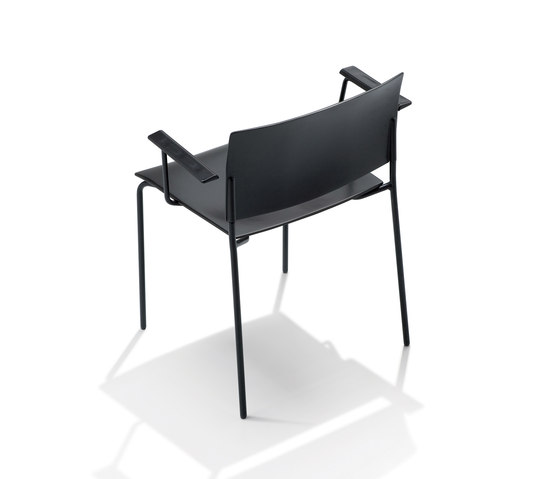 Sit SO 0501 de Andreu World | Chaises polyvalentes