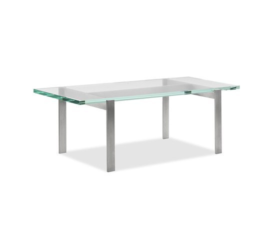 plus GLASSTABLE de JENSENplus | Tables basses