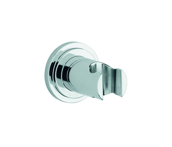 Sena Wall hand shower holder by GROHE | Bathroom taps accessories