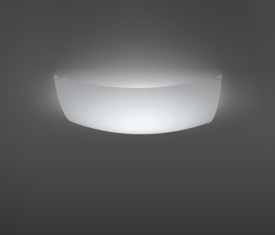Quadra Ice 1132 ceiling lamp by Vibia | General lighting