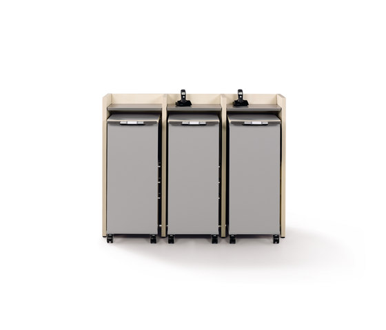 C3 by Haworth | Pedestals