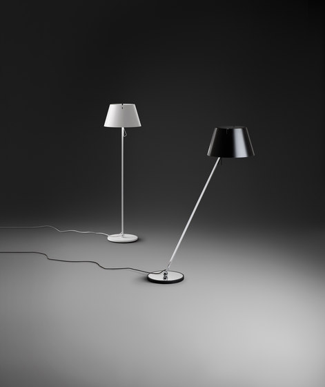 Giro 2400 Floor lamp by Vibia | General lighting