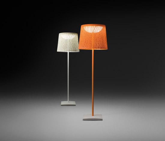 Wind 4055 Floor lamp de Vibia | Luminaires sur pied