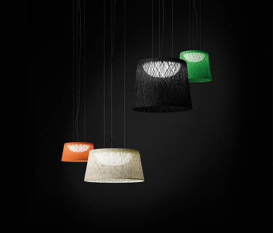 Wind 4076 Pendant lamp by Vibia | General lighting