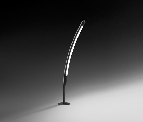 Halley 4190 Floor lamp by Vibia | General lighting