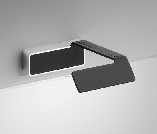 Alpha 7950 Wall lamp by Vibia | LED wall-mounted lights