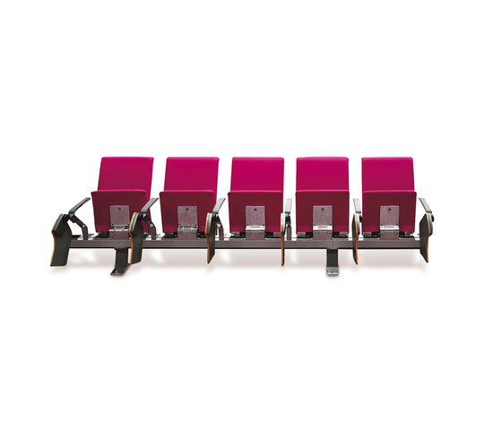 DSC Axis 9000 by Haworth | Auditorium seating