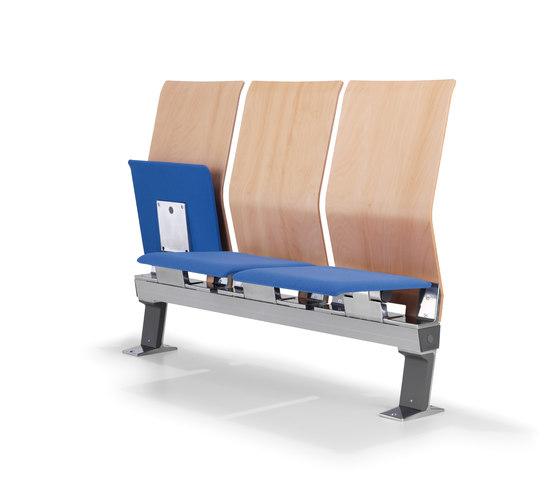 DSC Axis 9000 von Haworth | Hörsaal-Sitzsysteme