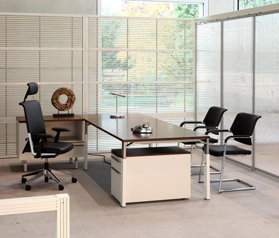 Kiron by Haworth | Executive desks
