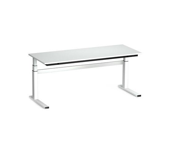 Fibre T-leg table by Stilo | Executive desks