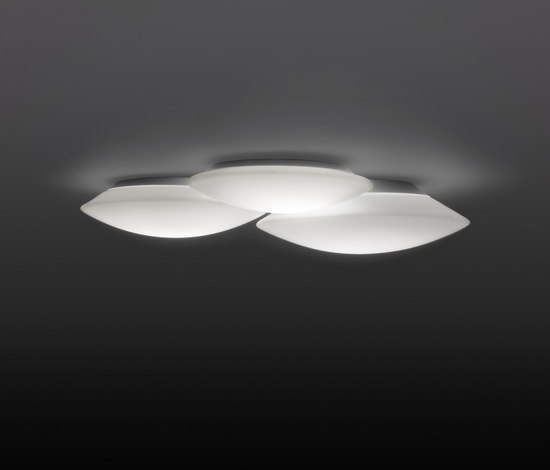 Puck 5435 / 5437 Ceiling lamp by Vibia | General lighting
