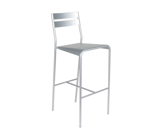 Facto High Stool by FERMOB | Bar stools