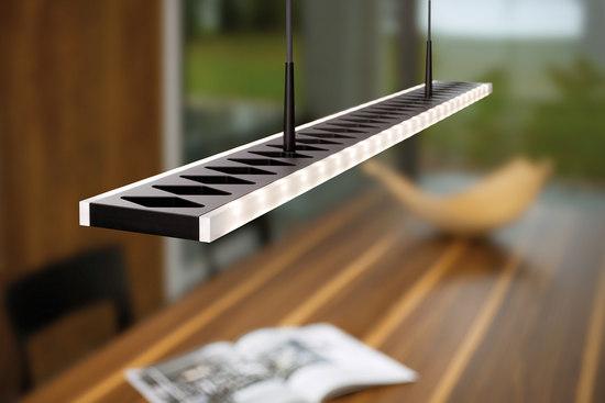 Rhombus P 124 Hanging Lamp by Illuminartis | General lighting