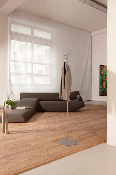kleider garderobenst nder mit drehbaren haken by phos. Black Bedroom Furniture Sets. Home Design Ideas
