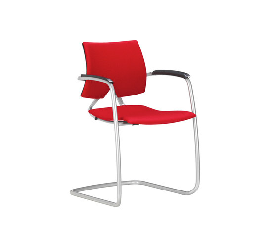Comforto 39 by Haworth | Visitors chairs / Side chairs
