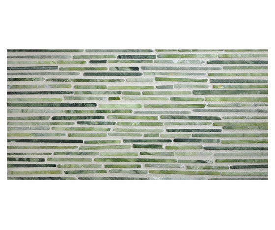 Katami Stone Calliope Hummingbird di Complete Tile Collection | Mosaici