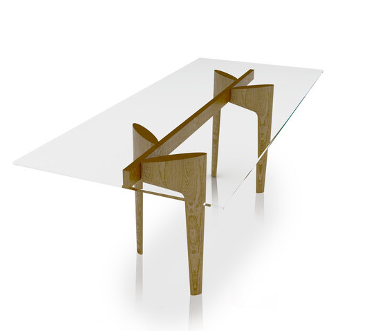 Peace Table de GAEAforms | Tables de repas